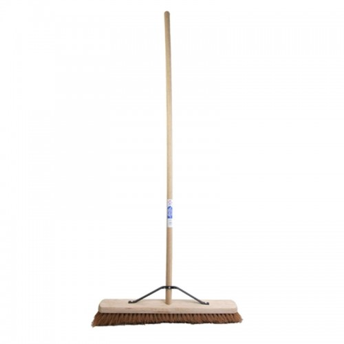 36in Soft Platform Brush c/w Handle & Stay