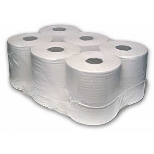 C'feed Hand Rolls 6 x 150M | WHITE | 2 ply
