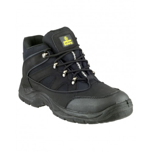 FS151 SB-P Mid Safe Boot | Black