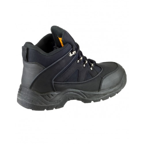 FS151 SB-P Mid Safe Boot | Black | 8