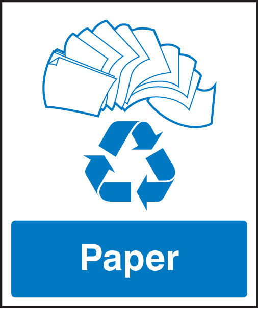 essay on recycling of waste paper Here is your short paragraph on recycling recycling is the process of gathering used materials (mainly waste materials) & reprocessing them again in order to use them.